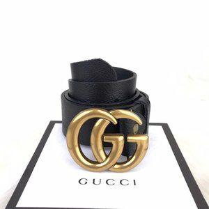 Gucci GG Buckle Belt